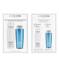 Lancôme - 'Douceur' cleansing duo gift set