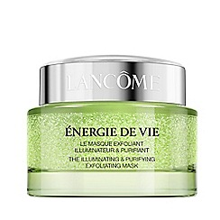 Lancôme - 'Energie De Vie' exfoliating face mask 75ml