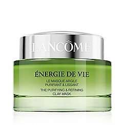 Lancôme - 'Energie de Vie' purifying and refining clay mask 75ml