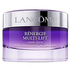Lancôme - Rénergie Multi Lift for all skin types' SPF 15 cream 50ml