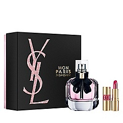 Yves Saint Laurent - 'Mon Paris' Perfume and Lipstick Gift Set