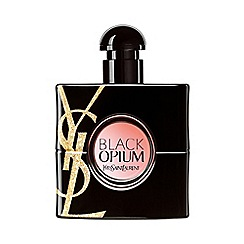 Yves Saint Laurent - Limited Edition 'Black Opium' Eau De Parfum 50ml