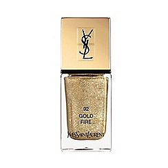 Yves Saint Laurent - Dazzling lights collector's edition - 'La Laque Couture' nail polish