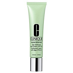 Clinique - 'Superdefense' age defense SPF 20 eye cream 15ml