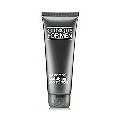Clinique - Oil control moisturiser for men 100ml