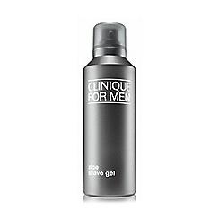 Clinique - Aloe shave gel for men 125ml