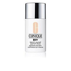 Clinique - 'Blend It Yourself' pigment drops 10ml