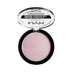 NYX Professional Makeup - 'Duo Chromatic' powder illuminator 7.2g