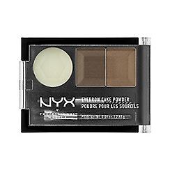 NYX Professional Makeup - Blonde brow kit 2.65g