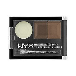 NYX Professional Makeup - Brunette brow kit 2.65g