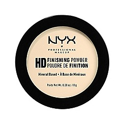 NYX Professional Makeup - 'High Definition' setting powder 8g