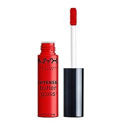 NYX Professional Makeup - 'Intense' butter lip gloss 8ml