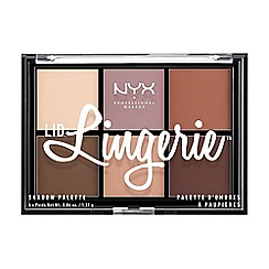 NYX Professional Makeup - 'Lid Lingerie' Eye Shadow Palette 8.2g