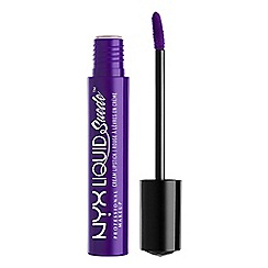 NYX Professional Makeup - 'Liquid Suede™' cream lipstick 4ml