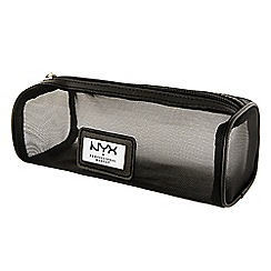 NYX Professional Makeup - Mesh zipper cosmetics bag