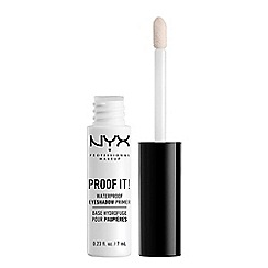 NYX Professional Makeup - 'Proof It' eye primer 7ml