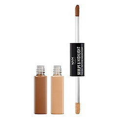 NYX Professional Makeup - 'Sculpt And Highlight' face contour duo 10.6ml