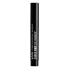 NYX Professional Makeup - 'Super Fat' liquid eyeliner 3ml