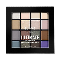 NYX Professional Makeup - 'Ultimate - Cool Neutrals' eye shadow palette