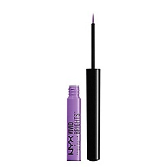 NYX Professional Makeup - 'Vivid Brights' liquid eyeliner 2ml