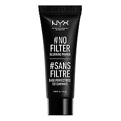 NYX Professional Makeup - 'No Filter' blurring face primer 25ml