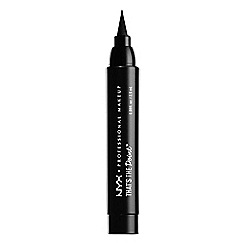 NYX Professional Makeup - 'That's The Point - Put A Wing' liquid eyeliner 2.5ml