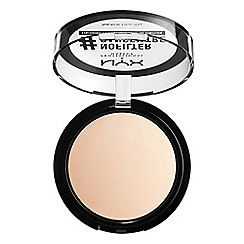 NYX Professional Makeup - 'No Filter' finishing pressed powder 9.6g