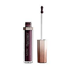 NYX Professional Makeup - Limited Edition 'Machinist' Liquid Lipstick 3ml