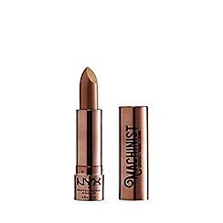 NYX Professional Makeup - Limited Edition 'Machinist' Lipstick 3.5g