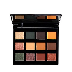 NYX Professional Makeup - Limited Edition 'Machinist - Grind' Eye Shadow Palette