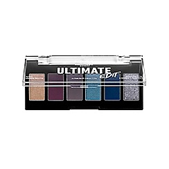 NYX Professional Makeup - 'Ultimate Edit - Ash' Travel Size Petite Eye Shadow Palette