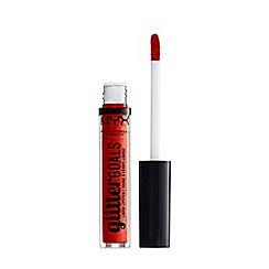NYX Professional Makeup - 'Glitter Goals' Liquid Lipstick