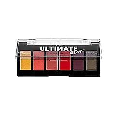 NYX Professional Makeup - 'Ultimate Edit - Phoenix' Travel Size Petite Eye Shadow Palette