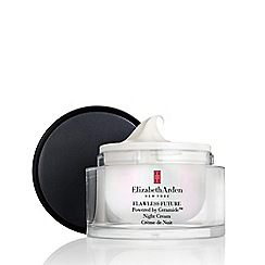 Elizabeth Arden - 'Flawless Future' night cream 50ml