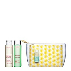 Clarins - Cleansing gift set