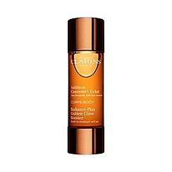 Clarins - 'Radiance Plus Golden Glow Booster' self tan body lotion 30ml