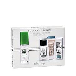 Sisley - 'Botanical D-tox' detoxifying discovery gift set