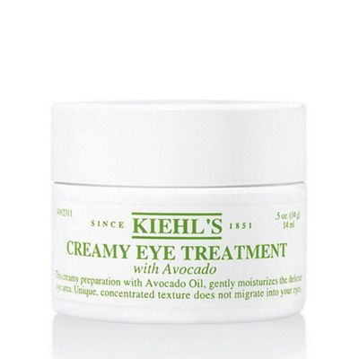 kiehls eye treatment with avocado