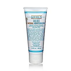 Kiehl's - 'Blue Herbal' moisturiser 100ml