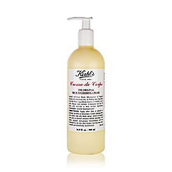 Kiehl's - 'Creme de Corps' the original rich nourishing cream 500ml