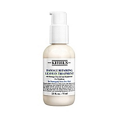 Kiehl's - 'Damage Repairing' leave-In treatment hair serum 75ml