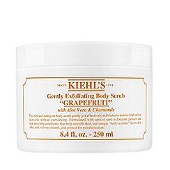 Kiehl's - 'Grapefruit' body scrub 250ml