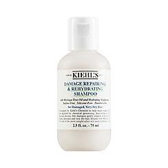 Kiehl's - 'Damage Repairing And Rehydrating' shampoo 75ml