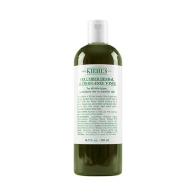 Kiehl's   'cucumber Herbal' Toner 500ml by Kiehl's