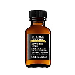 Kiehl's - 'Grooming Solutions' nourishing beard oil 30ml