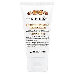 Kiehl's - Grapefruit' hand cream 75ml