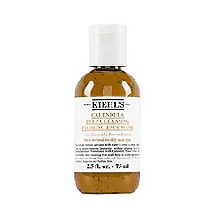 Kiehl's - Calendula Travel Size Deep Cleansing Foaming Face Wash 75ml