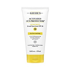 Kiehl's - 'Activated Sun Protector' SPF 30 sunscreen cream 150ml