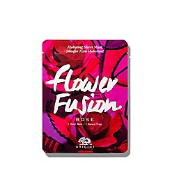 Origins - 'Flower Fusion™ Hydrating Rose' sheet mask
