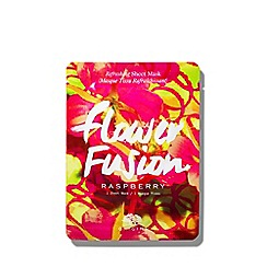 Origins - Flower Fusion™ Hydrating Raspberry' sheet mask